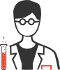laboratorian pictogram