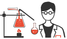 Pictogram laboratoří
