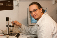 Ph.D. students, Mgr. Petr Samiec